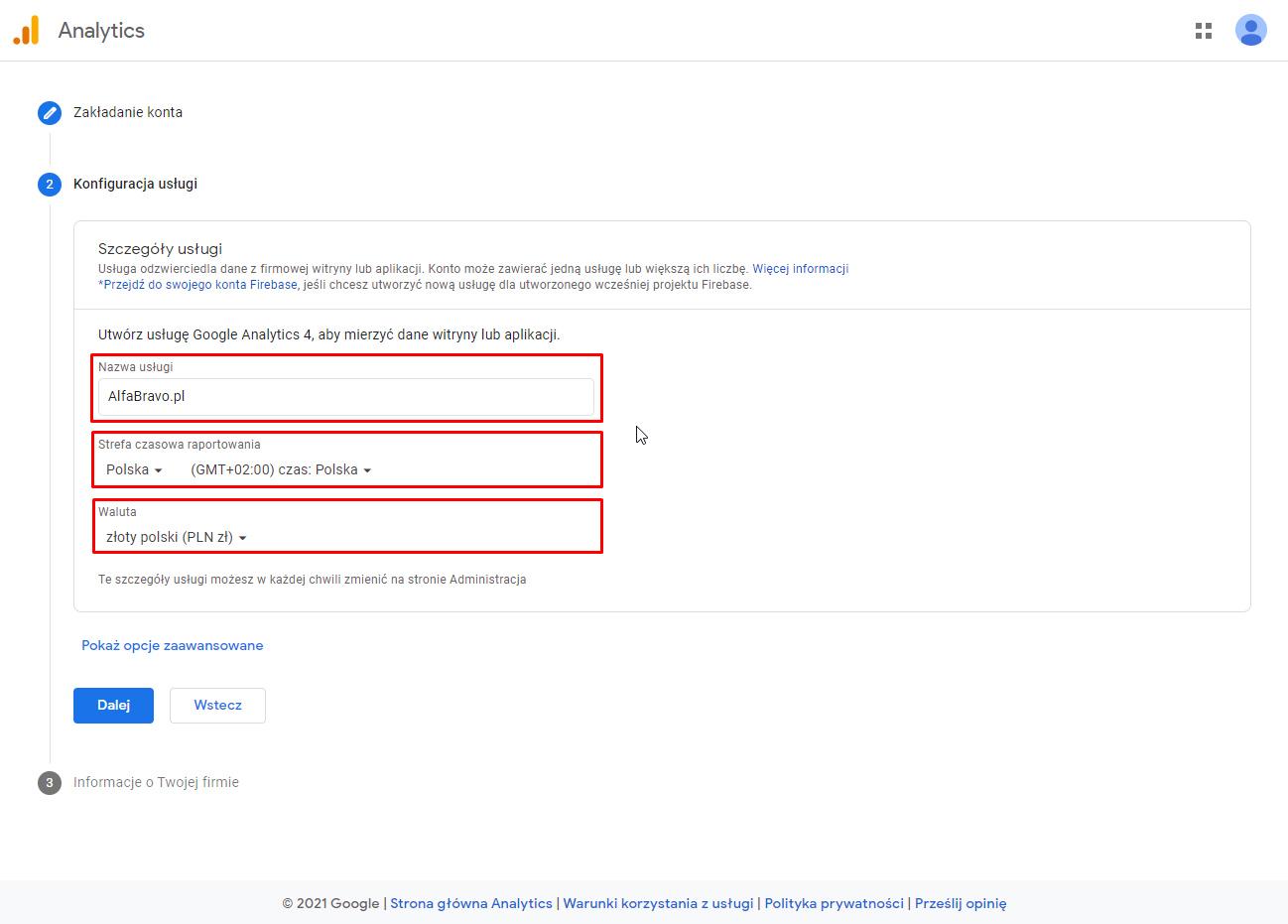 Jak uruchomić statystyki strony internetowej - czyli podpięcie Google Analytics